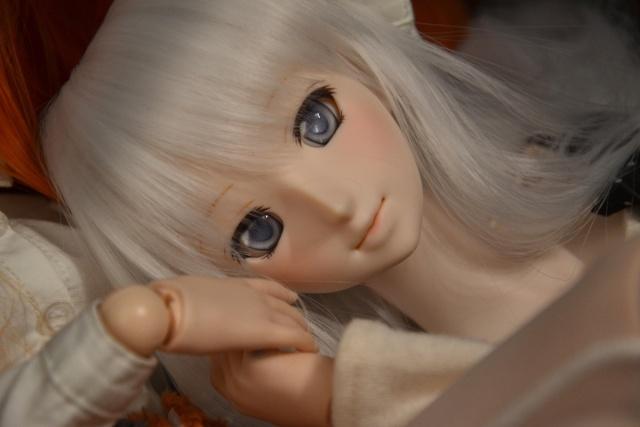 [Volks Dollfie Dream Alna Magic White] Manako Dsc_2810