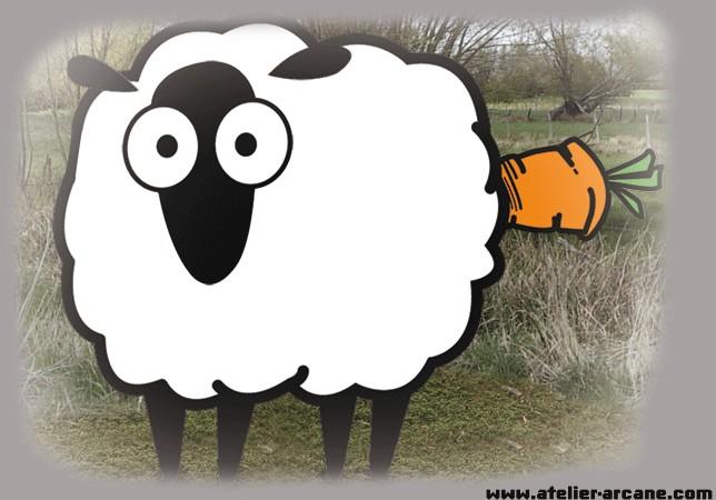 De l'agneau et du renard. Mouton10