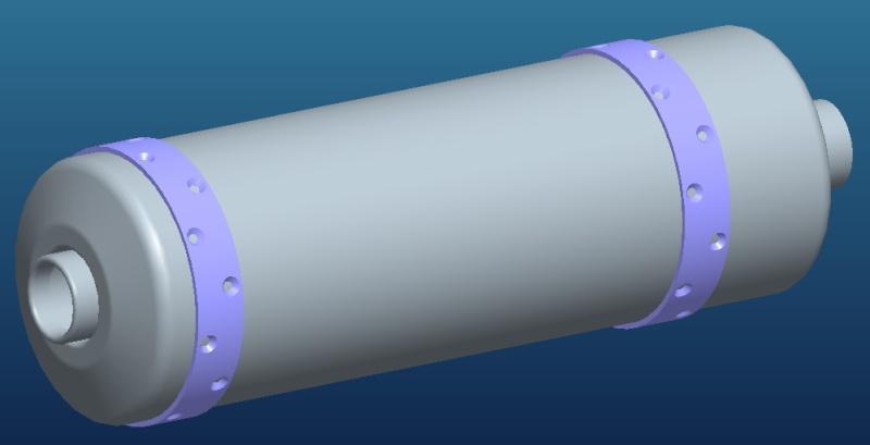 Le GAZMAX = Echappement d'origine modifié Pot11