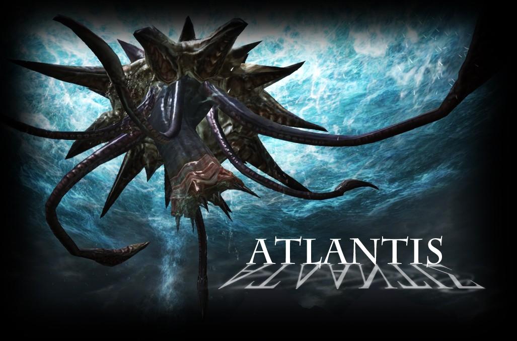 Sanctuaire d'Atlantis