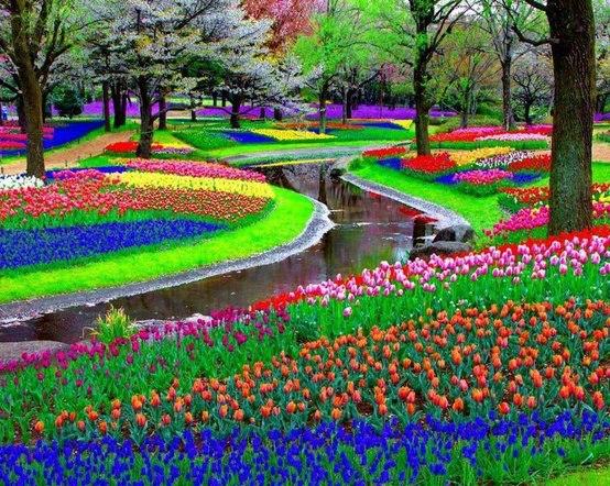 Los jardines más bonitos del mundo Keuken10