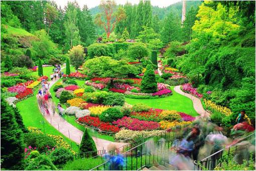 Los jardines más bonitos del mundo Keuken12