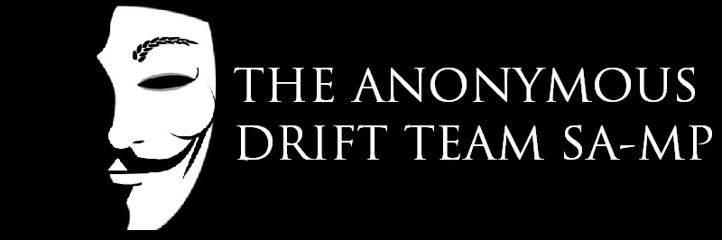 The Anonymous Drift Team - SA-MP