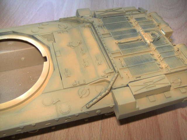 British MBT Challenger 2 - OP Telic - Irak 2003 00710