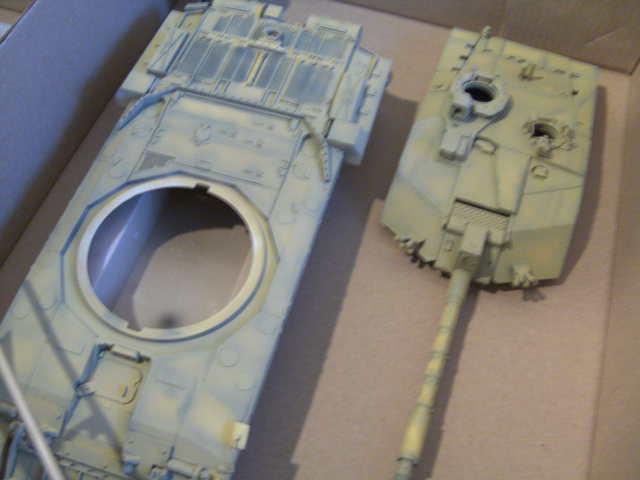 British MBT Challenger 2 - OP Telic - Irak 2003 01210