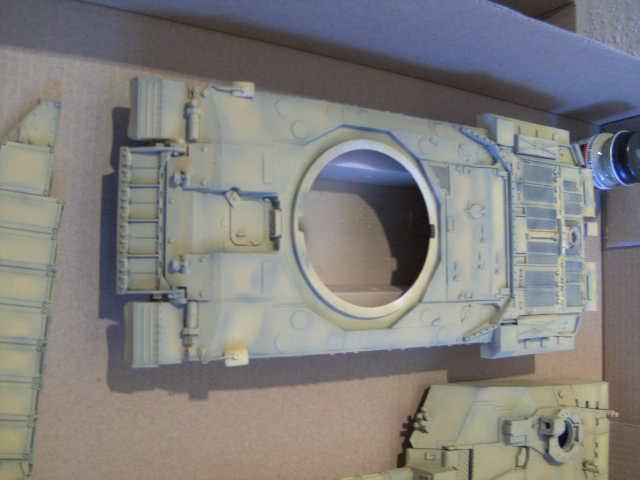 British MBT Challenger 2 - OP Telic - Irak 2003 01410