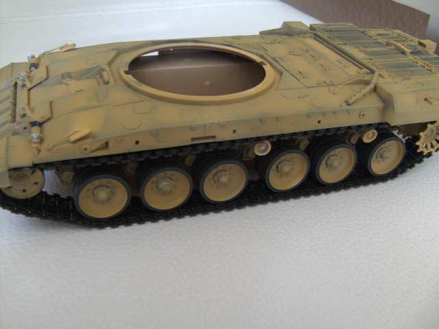 British MBT Challenger 2 - OP Telic - Irak 2003 Bild0031