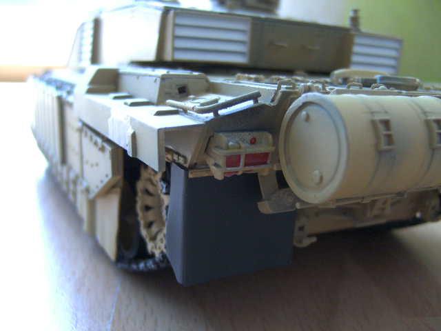 British MBT Challenger 2 - OP Telic - Irak 2003 Bild0033