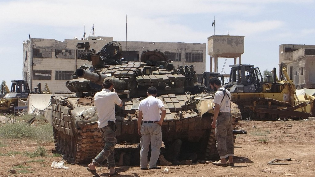 Syrian Armed Forces (Photos, Video) Sy658w11