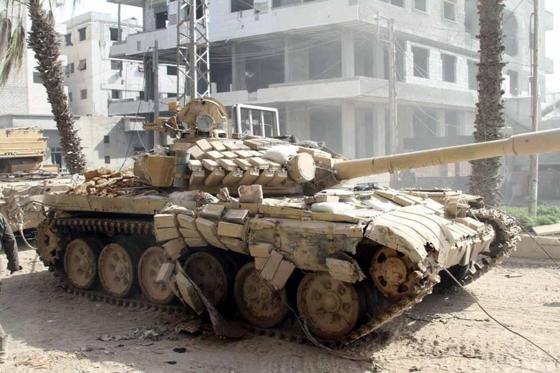 Syrian Armed Forces (Photos, Video) Syaats12