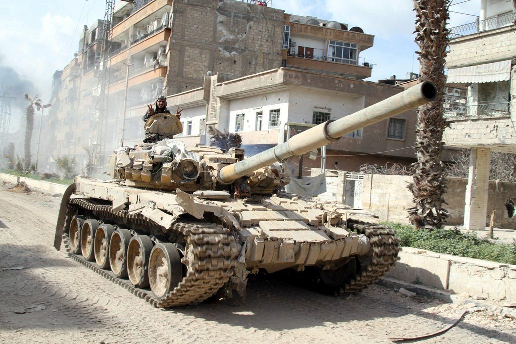 Syrian Armed Forces (Photos, Video) Syrt4511