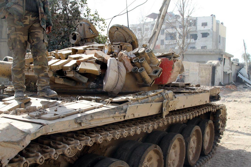 Syrian Armed Forces (Photos, Video) Syrt4512