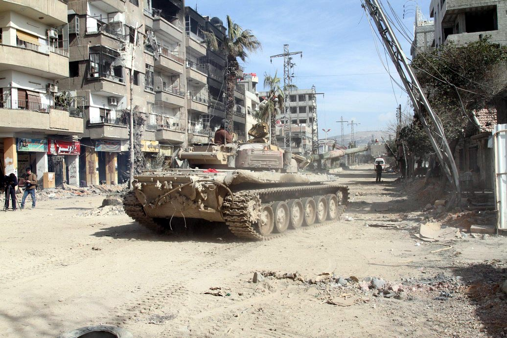 Syrian Armed Forces (Photos, Video) Syrt4513