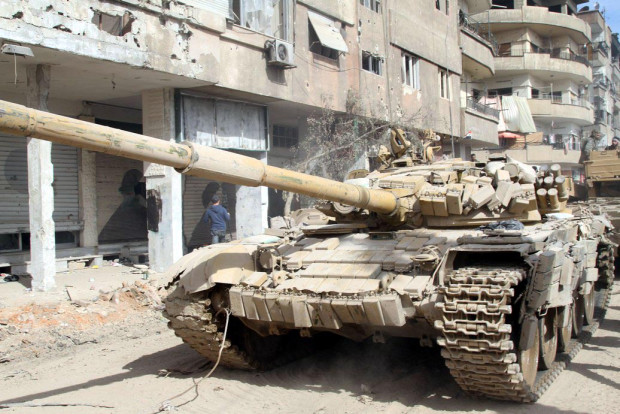 Syrian Armed Forces (Photos, Video) Syrt4610