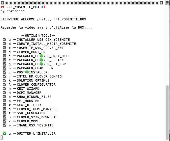 (Résolu) z97x-ud3h et post install Box10