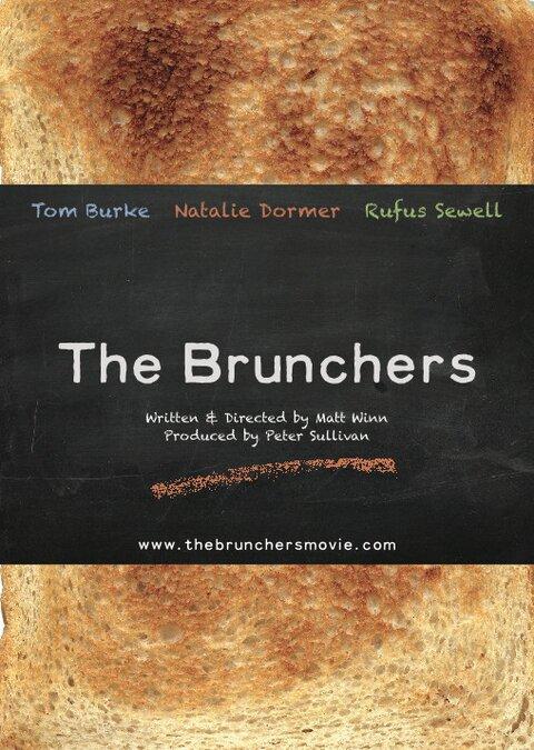 The Brunchers, avec Tom Burke et Natalie Dormer Brun10