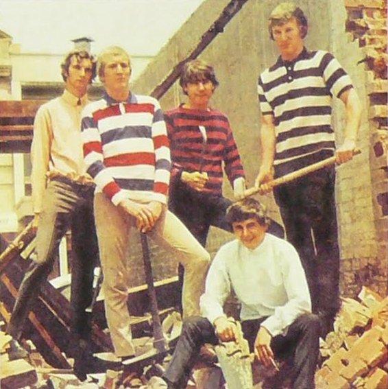 [GROUP] THE PURPLE HEARTS (1965-1967) Ze306210