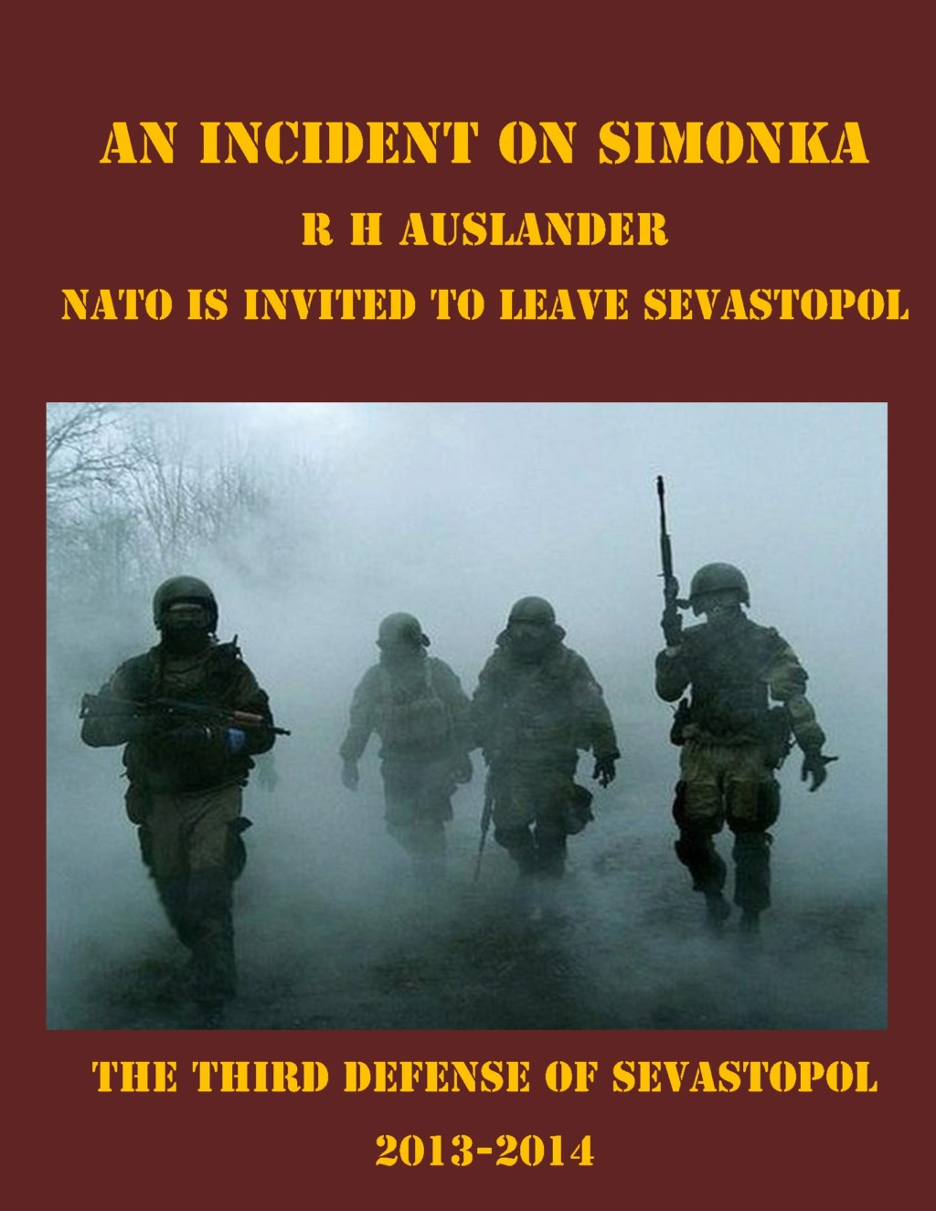 Never The Last One, A Novel of Spetznaz - Page 3 Incide10