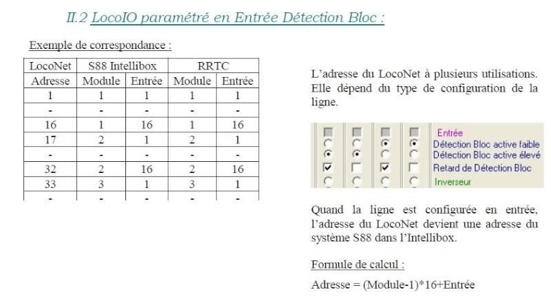 LocoIO : Module d'acquisition / Rétrosignalisation Corres10