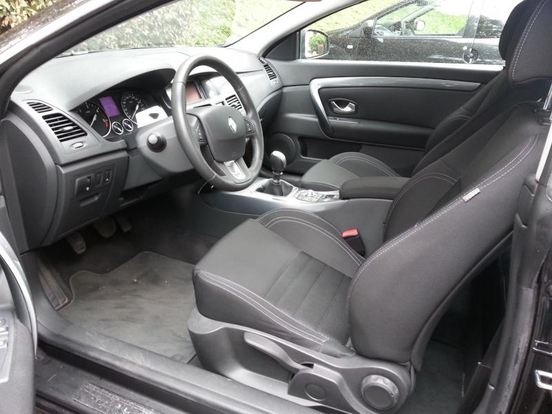 [Titizane] Laguna III.1 coupé Black édition 2.0 dci 150 20150510