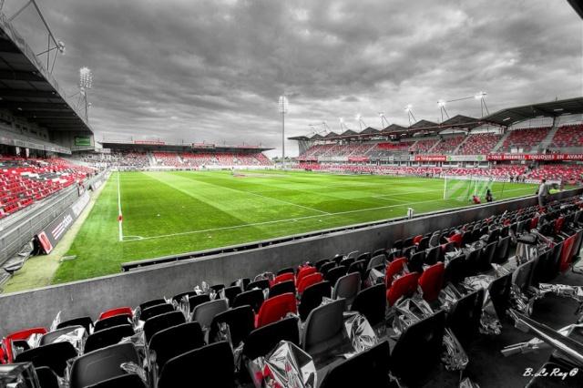 Le stade de Roudourou 97645112