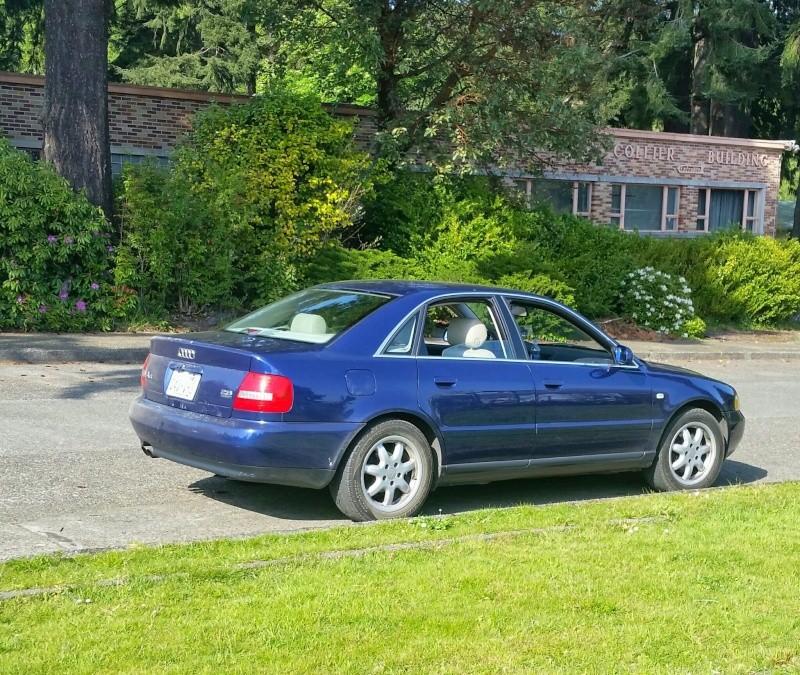B5 Audi a4 quattro 2.8 20150514