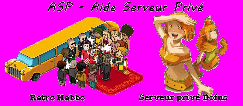 Aide Serveur Prive