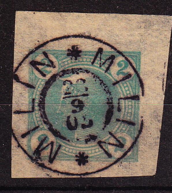 DIE ZEITUNGSMARKEN AUSGABE 1899 /1901 Merkur11