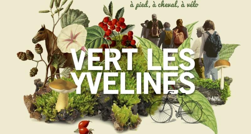 Des randonnées cyclistes autour de Paris Vert_l10