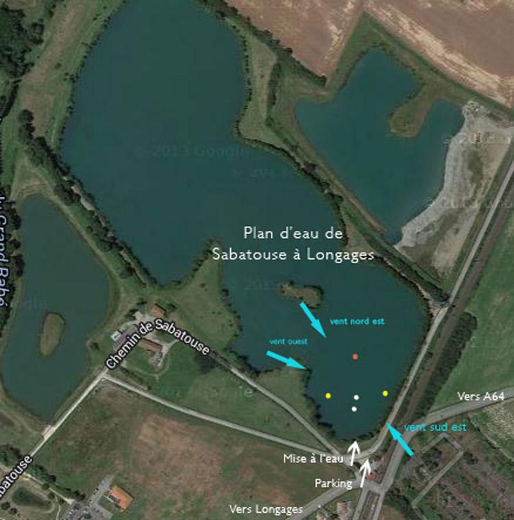Nos plans d'eau Lac_de11