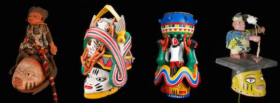 Au Musée Africain de Lyon : Le Gélédé, passion d'un collectionneur Art_af10