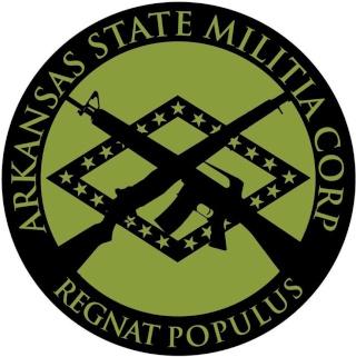 Arkansas State Militia Corp.