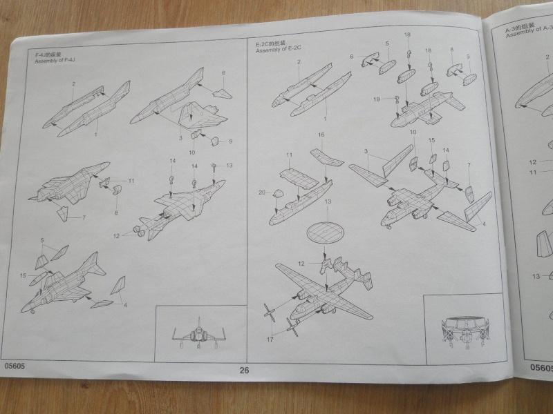 Porte avions nimitz au 1/350 P5120234