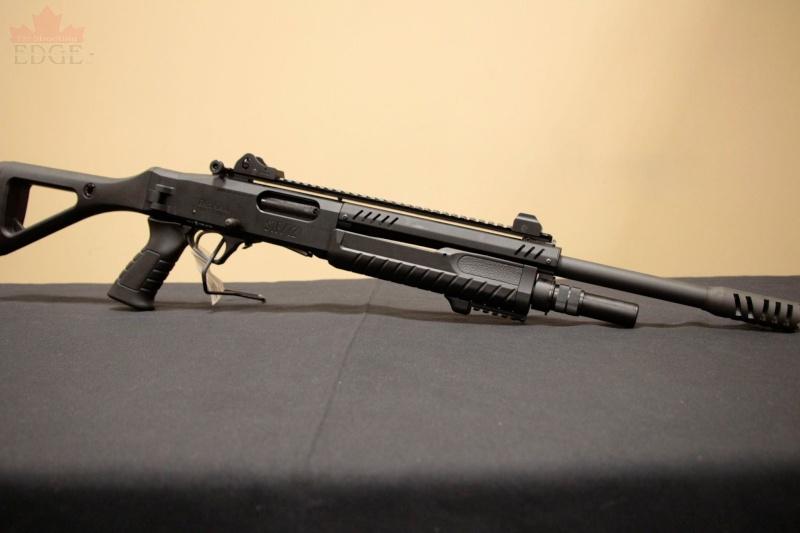 Montrez nous vos Fusil/shotgun Tactical photos svp - Page 4 Fabarm13