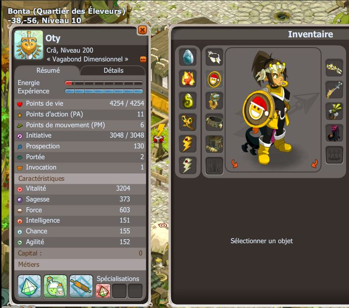 Rejoindre les rangs des Dragon's Legende Cra_111