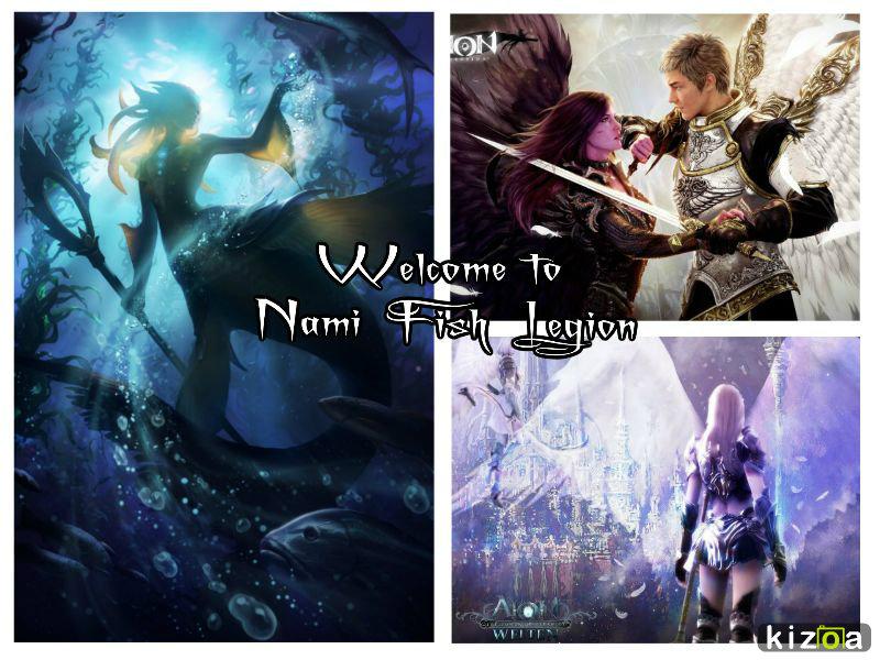 Nami Fish Legion