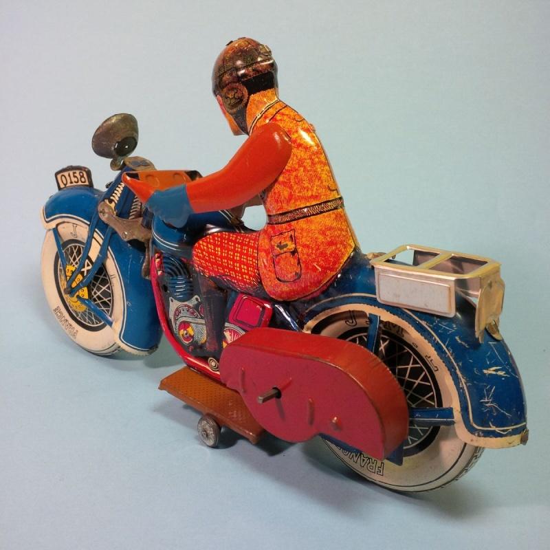 JML - Jouets Mécaniques de Lyon Moto_j10