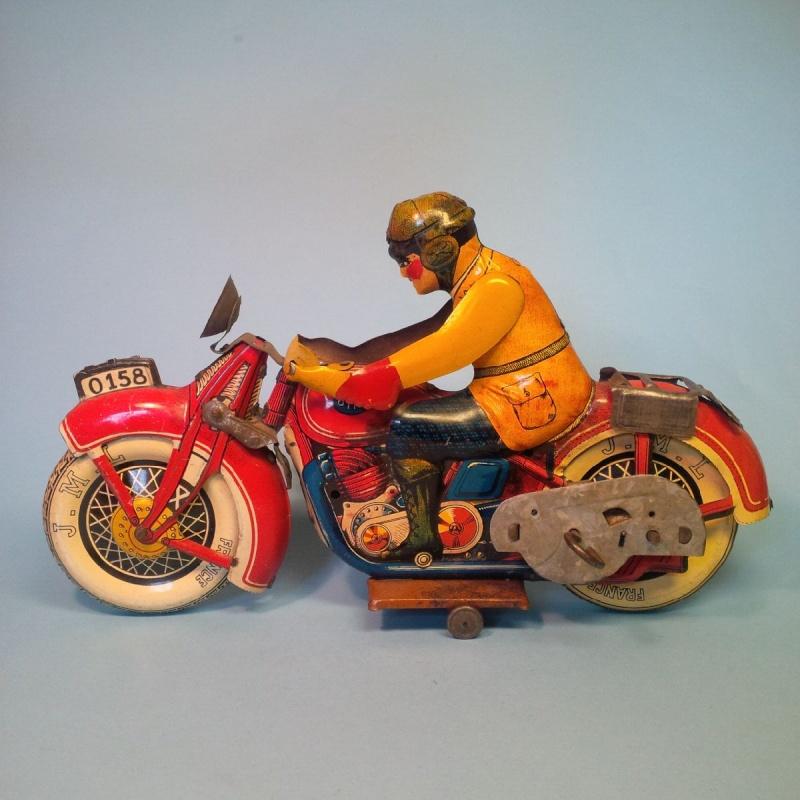 JML - Jouets Mécaniques de Lyon Moto_j11