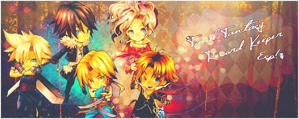 Final Fantasy Record Keeper Esp