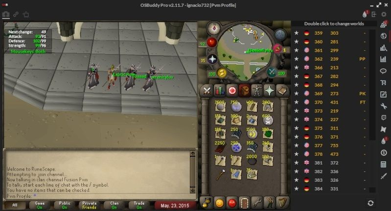 Loot from 6 hours of Corporal Beast 6a6a3f10
