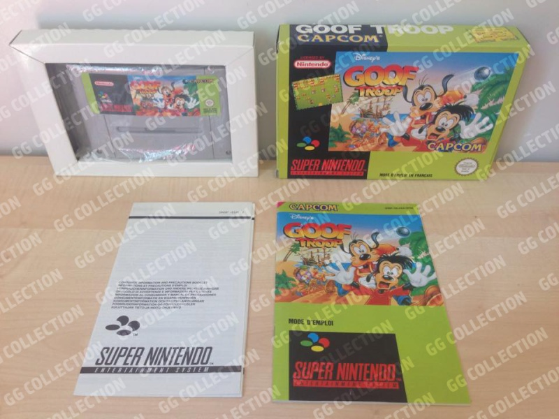 Collection gg_retro64, vers le Full Set Super Nintendo PAL Ggcoll10