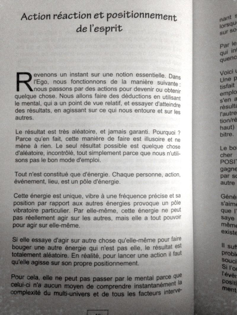 Action/Réaction ( extrait du livre de Christophe Allain ) 117310
