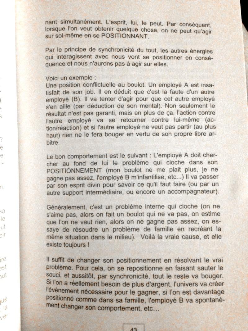 Action/Réaction ( extrait du livre de Christophe Allain ) 22410