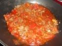 Spaghettis bolognaise.photos. Dscf5622