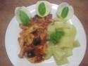 Émincé de poulet sauce tomates et olives noires.photos. Img_7037