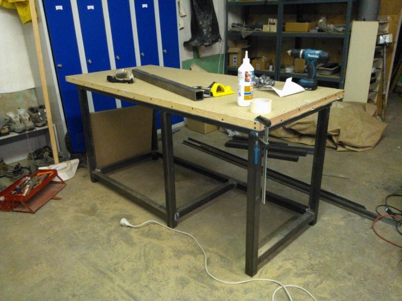 Construction de mon établi en métal Wp_00114