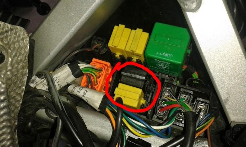 Relais jaune ou relais noir ? Bm12