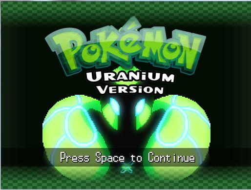 Let's Play Pokemon Uranium! First time through! [Text format] Pku0110