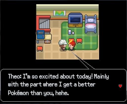 Let's Play Pokemon Uranium! First time through! [Text format] Pku0810