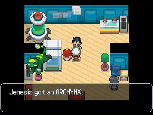 Let's Play Pokemon Uranium! First time through! [Text format] Pku1110
